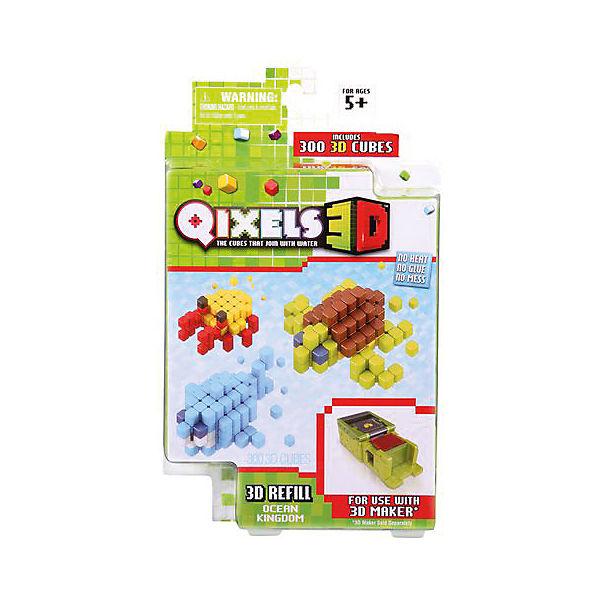 """Дополнительные наборы Qixels для """"3D Принтера"""" в ассортименте"""