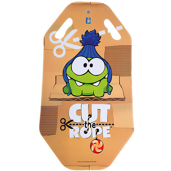 Ледянка 92см, Cut the Rope, 1toy