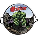 Ледянка Hulk, 52 см, круглая, Мстители