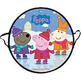 "Ледянка ""Пеппа"", 52 см, круглая, Peppa, 1toy"
