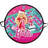 Ледянка,  52 см, круглая, Barbie, 1toy