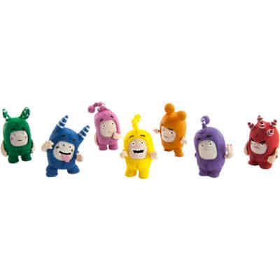 Oddbods - Set mit 7 Figuren