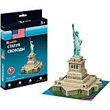Статуя Свободы, США, CubicFun
