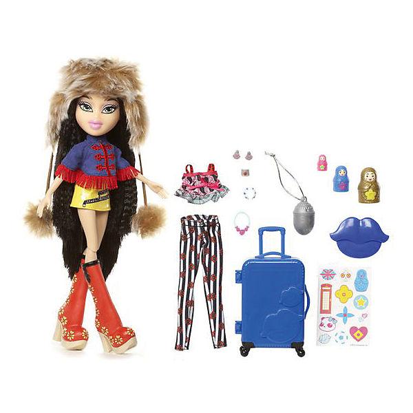 """Кукла делюкс """"Джей"""", В путешествии, Bratz"""