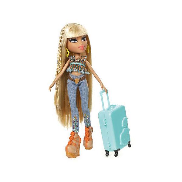 """Кукла делюкс """"Рая"""", В путешествии, Bratz"""