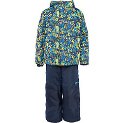 Комплект: куртка и полукомбинезон для мальчика Salve