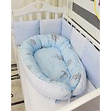 Подушка-гнездо для малыша Babynest, byTwinz, Бриз