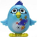 Цыпленок с кольцом, голубой, DigiBirds