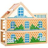 Кукольный дом - 3 этажа, МДИ