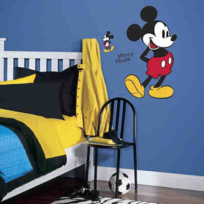 Wandsticker Disney Mickey Mouse