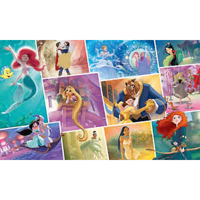 Wandsticker Disney Princess Storybook