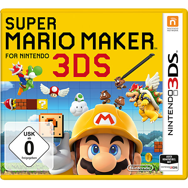 3DS Super Mario Maker