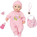 Многофункциональная кукла, 46 см, Baby Annabell