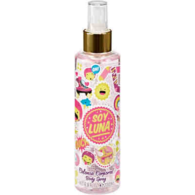Body Spray Soy Luna, 200 ml