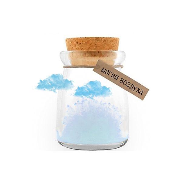 """Набор для выращивания кристаллов """"Магический кристалл. Магия воздуха"""" Бумбарам"""