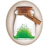 """Набор для выращивания кристаллов """"Удивительный кристалл - Зеленый"""" Бумбарам"""