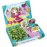 """Набор для выращивания """"Живая открытка"""" - Замок принцессы Happy Plant"""