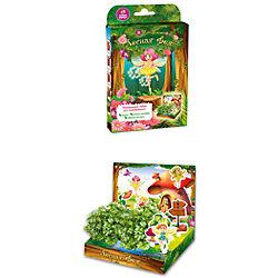 """Набор для выращивания """"Живая открытка"""" - Лесная Фея Happy Plant"""