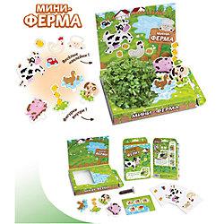 "Набор для выращивания ""Мини-ферма"" Happy Plant"