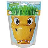 """Набор для выращивания """"Динозаврики"""" - Рекси Happy Plant"""