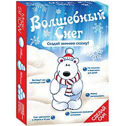 """Волшебный снег """"Создай зимнюю сказку"""" - Мишка Бумбарам"""