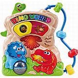 """Развивающая игрушка """"Мир динозавров"""", Playgo"""