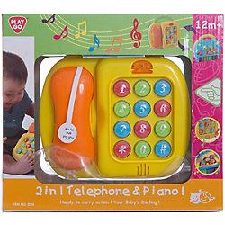 "Развивающий центр ""Телефон и пианино"", Playgo"