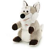 Мягкая игрушка на руку Волк, 25 см, Trudi