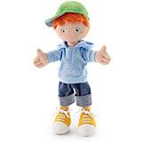 Мальчик в кепке, 30 см, Trudi