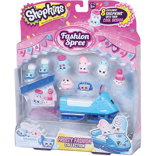 Игровой набор «Модная лихорадка» Frosty Fashion, Shopkins