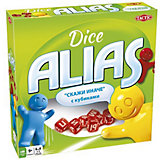 Игра Alias с кубиками, Tactic Games