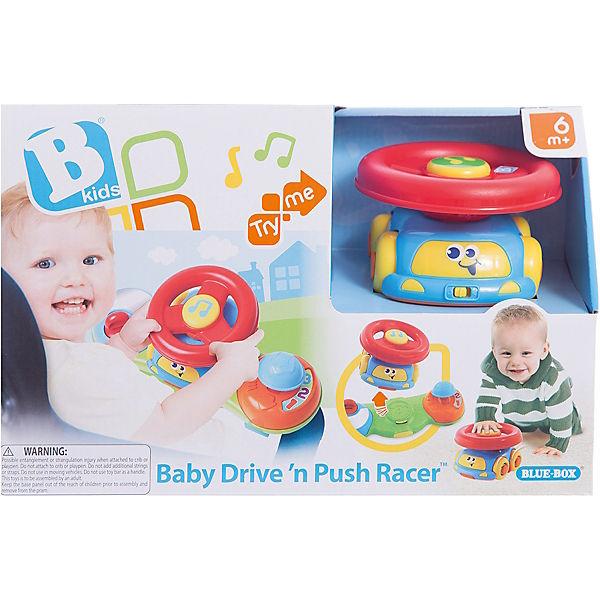 """Музыкальная игрушка 2 в 1 """"Маленький водитель"""", BKids"""