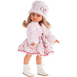 "Кукла ""Эмили. Зимний образ"", 33 см, Munecas Antonio Juan"