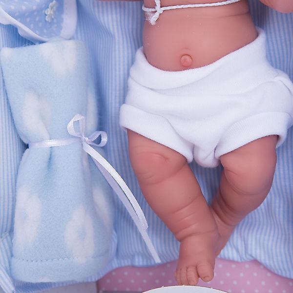"Кукла-младенец ""Карлос"", 26 см, Munecas Antonio Juan"