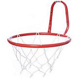 Кольцо баскетбольное №5, с сеткой