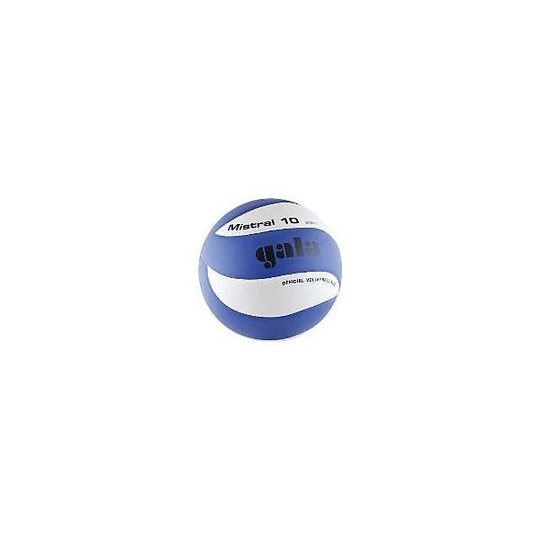 - Волейбольный мяч Mistral 10, р. 5, синт. кожа, Gala