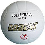 Волейбольный мяч  PU018 клеенный , Dobest