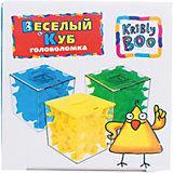 "Головоломка ""Веселый куб"", Kribly Boo"