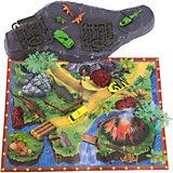 Игровой конструктор Парк динозавров, Kribly Boo