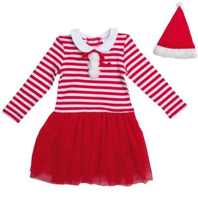 Карнавальный костюм для девочки PlayToday - красный
