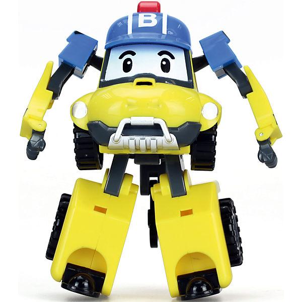 "Трансформер ""Баки"", 10 см, Робокар Поли"