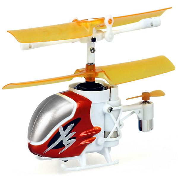 """Вертолет """"Нано Фалкон XS"""" (из книги рекордов Гиннесса), Silverlit"""