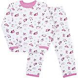 Пижама для девочки Веселый малыш