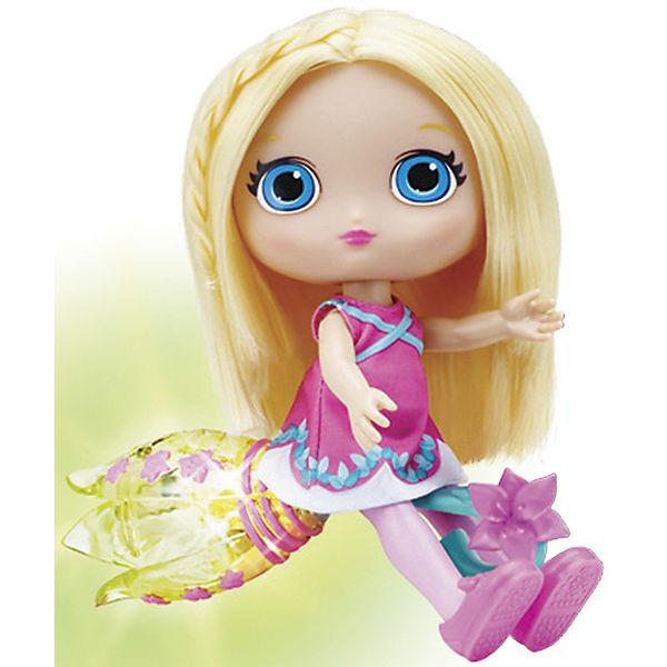 """Кукла со светом и звуком """"Пози"""", 20 см, Маленькие волшебницы, Spin Master"""