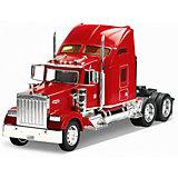 Модель грузовика 1:32 Kenworth W900, красный, Welly