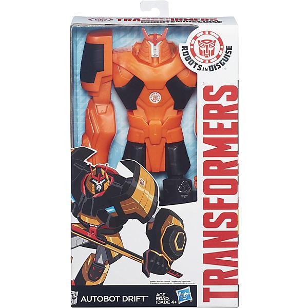 Титан: Роботы под прикрытием, 30 см, Трансформеры, B0760/B4678