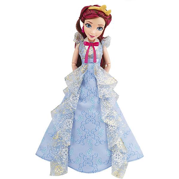 Кукла Джейн, светлые герои в платьях для коронации, Наследники, Disney