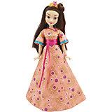 Кукла Лони, светлые герои в платьях для коронации, Наследники, Disney, B3123/B3126