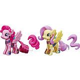 """Флаттершай и Пинки Пай, стильные пони """"Создай свою пони"""", My little Pony, B3589/B4970"""