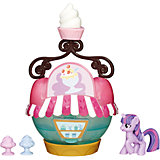 Коллекционный игровой мини-набор пони Твайлайт Спаркл, My little Pony, B3597/B5568